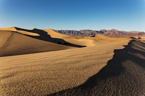 Mesquite Flat Sand Dunes Photograph for Sale as Fine Art
