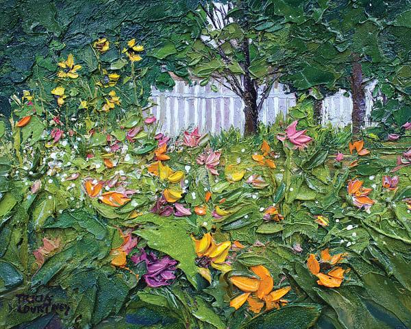 Bettys Garden Art | Pixel Mouse House LLC