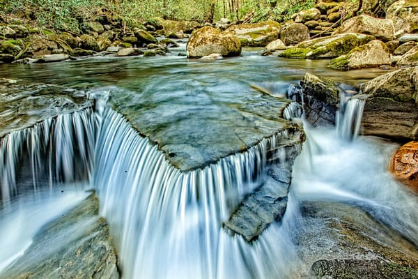 Arrowhead Falls Photography Art | John Martell Photography