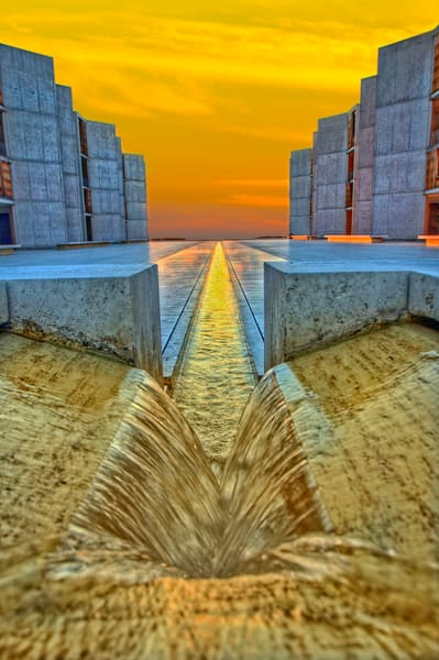 Salk Institute Photography Art | John Martell Photography