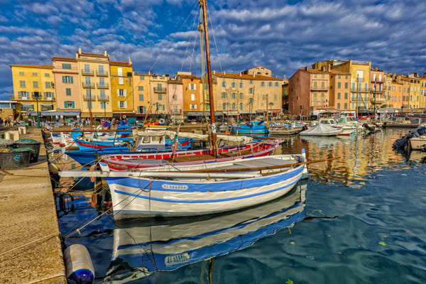 St Tropez 5 Photography Art | John Martell Photography