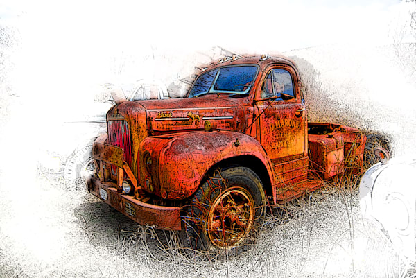 Old Truck 12