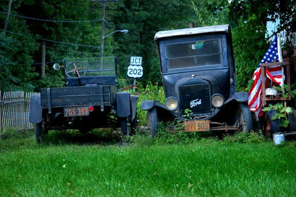 Antique Trucks