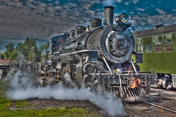 Essex Steam Train 2
