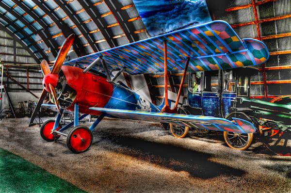Old Rhinebeck Aerodrome 12
