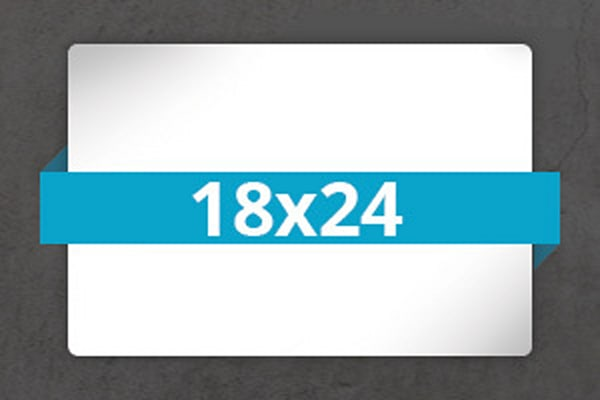 3- 18x24 Metal Prints + 1 FREE