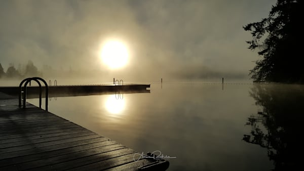 Long Lake Sunrise