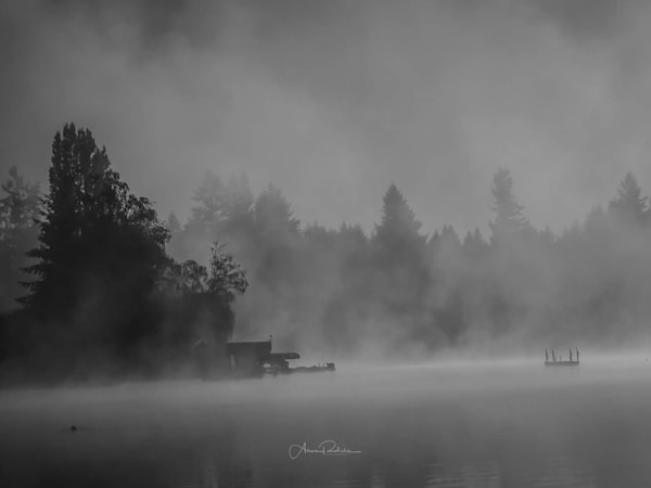 Long Lake fog