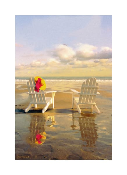 Chairs on the Beach - AL-CARCAS98571