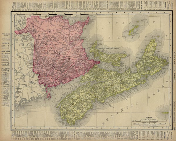 1896 Nova Scotia