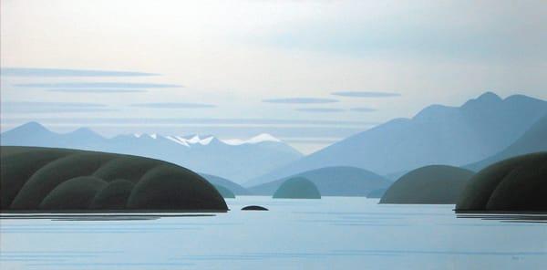 Across The Bay Art | blacksgallery.ca