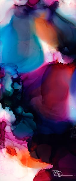 Organza Ttl Art | Barbara Bell Fine Art