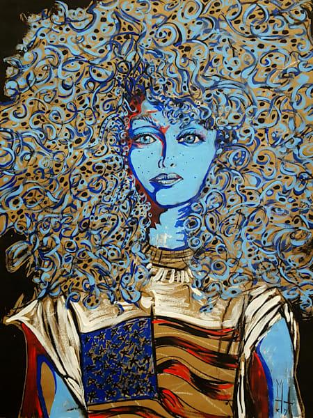 Erykah Badu Art | Urban Monkism