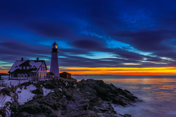 Portland Head 2 Photography Art | John Martell Photography