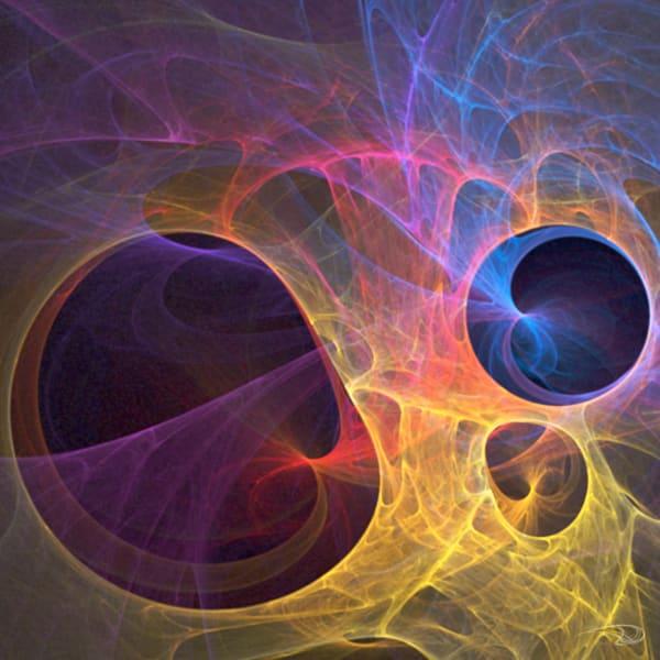Brain Bubbles digital art by Cheri Freund