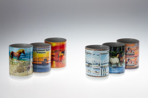 Chincoteague Mugs