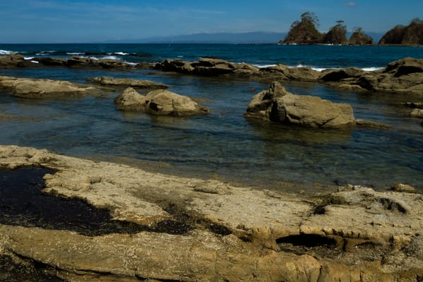 Fine Art Photographs of Punta Leona - Costa Rica by Michael Pucciarelli