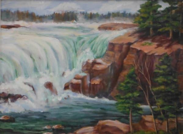 High Falls Wawa