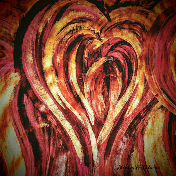 """God's Heart"" by Nicky Williams 