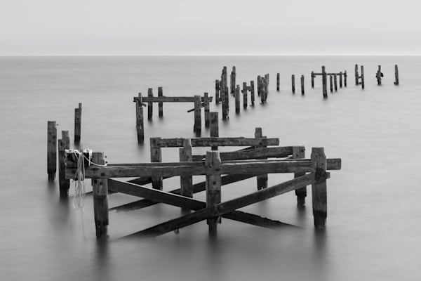 131 Swanage Old Pier Calm