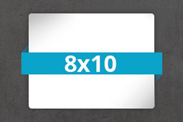 3- 8x10 Metal Prints + 1 FREE