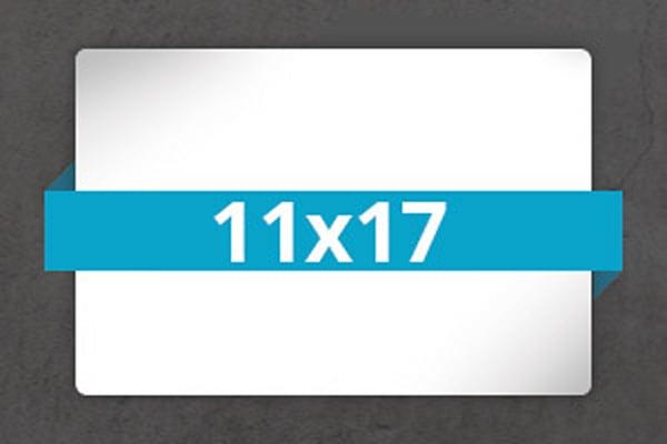 3- 11x17 Metal Prints + 1 FREE