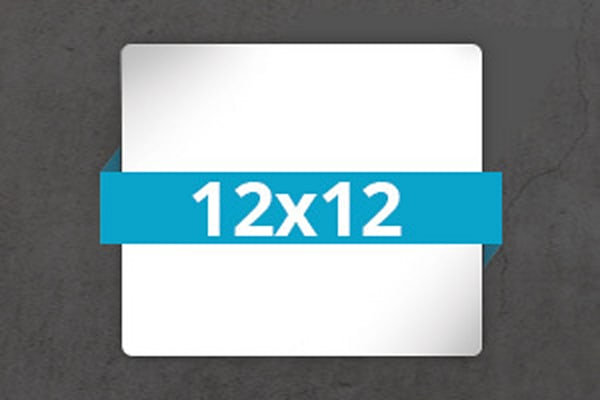 3- 12x12 Metal Prints + 1 FREE