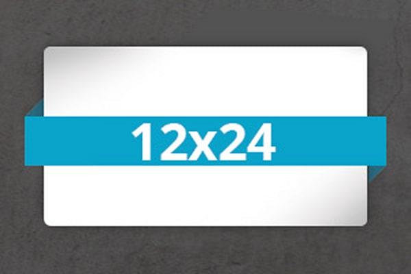 3- 12x24 Metal Prints + 1 FREE