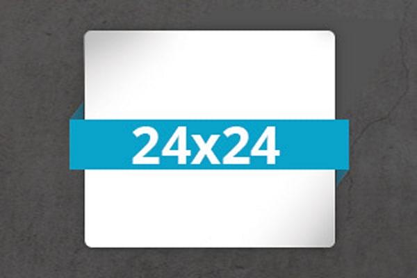 3- 24x24 Metal Prints + 1 FREE