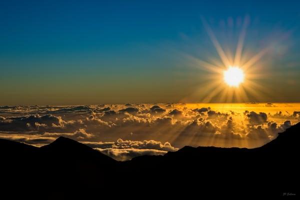 Heavens Sunrise - JP Sullivan Photography - fine art prints