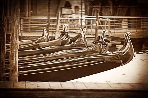 Venice Italy - Gondola - JP Sullivan Photography -Fine Art Prints