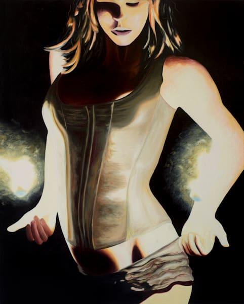 Fire Dancer Number 1 Art | FireFlower Art
