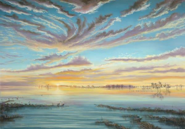 Inland Sea by Jenny Greentree