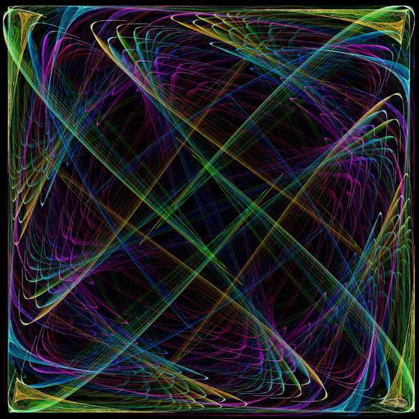 MultiDimensions digital art by Cheri Freund