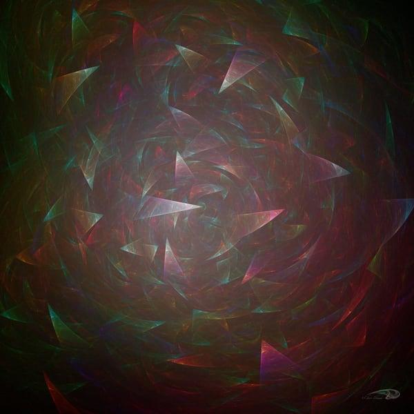 Kaleidoscope digital art by Cheri Freund
