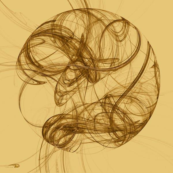 Bubble Weave digital art by Cheri Freund