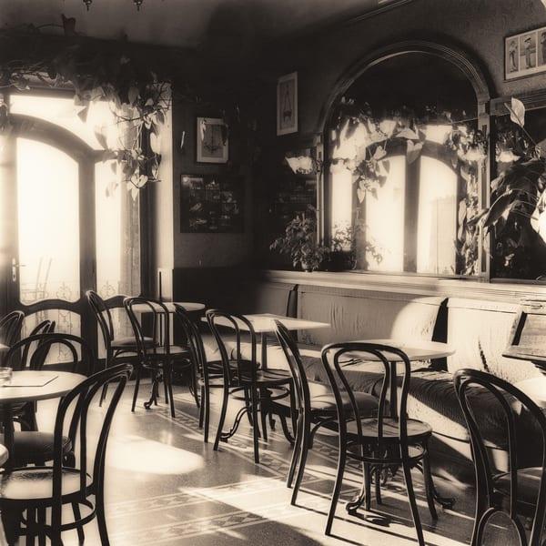 Caffé Montepulciano Art | blacksgallery.ca