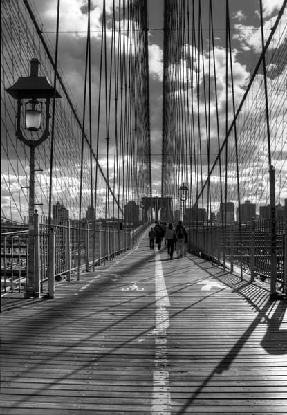 Brooklyn Bridge HDR 1