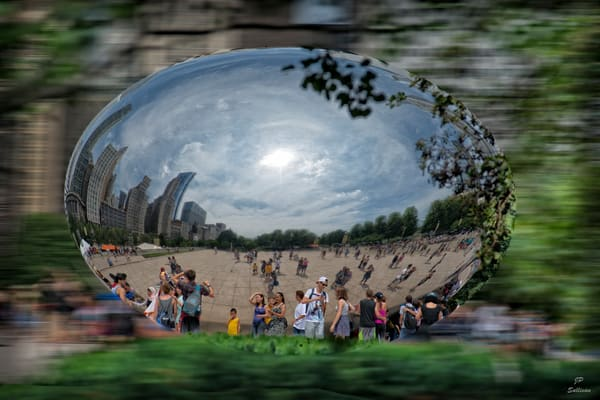 Da Chicago Bean - JP Sullivan Photography - Fine Art Wall Prints