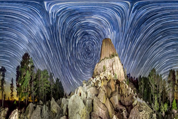 Planetary Panoramas