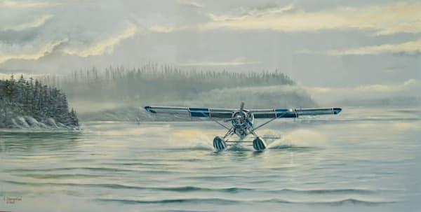 Mist Landing