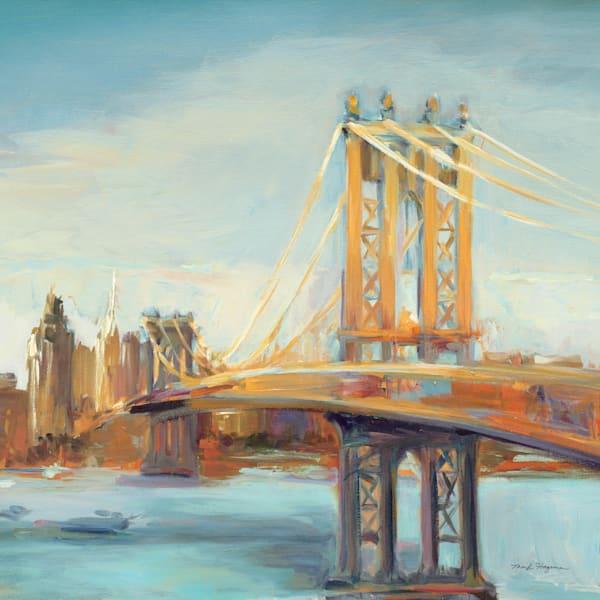Sunny Manhattan Bridge