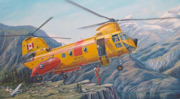 Boeing Vertol CH-113 Labrador