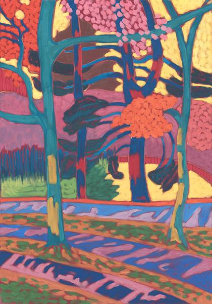 landscapes, art, painting, prints, Fort Williams,
