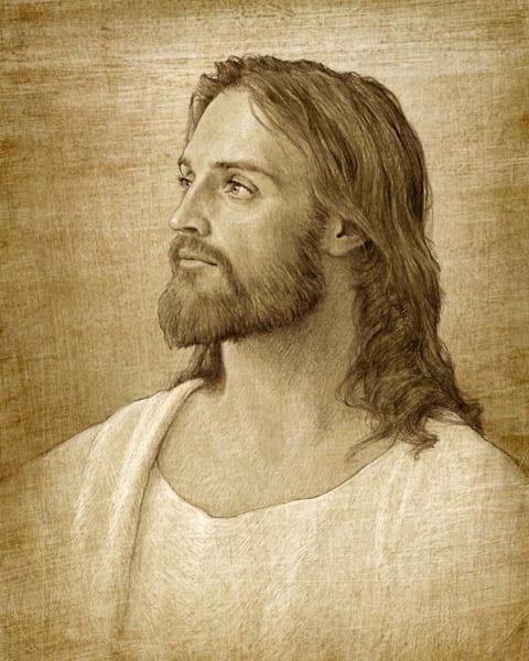 Christ Portrait