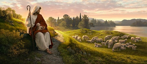Dear to the Heart of the Shepherd