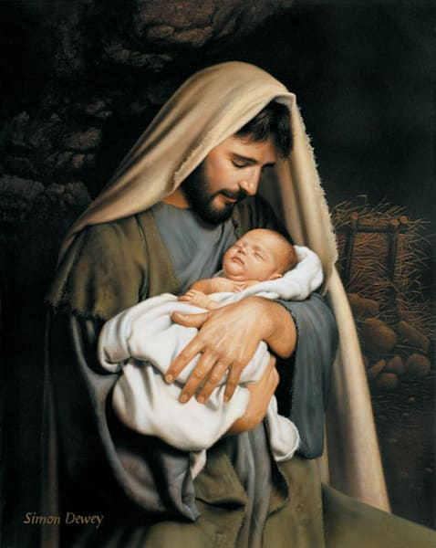 In the Arms of Joseph