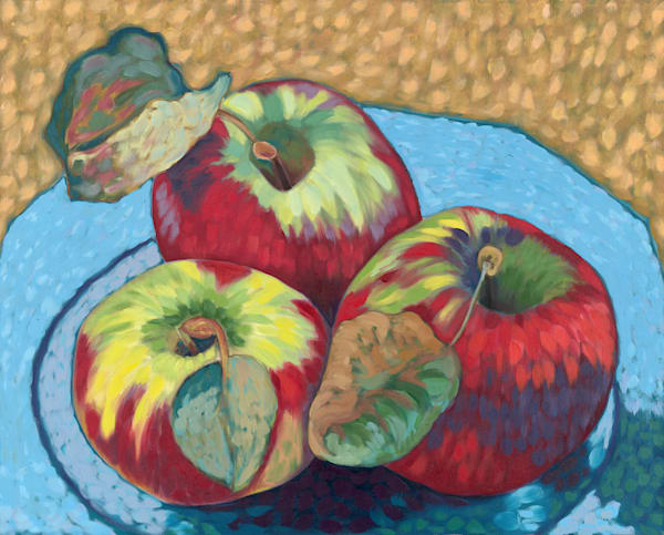Apples, art, paintings, prints, still life