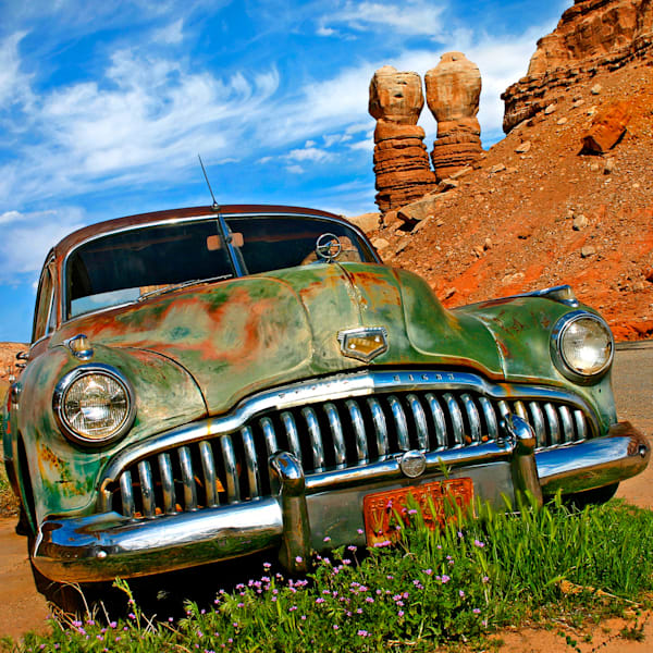 Buick Art | Fine Art New Mexico