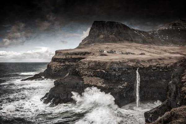 280 Faroe Islands Gasadalur